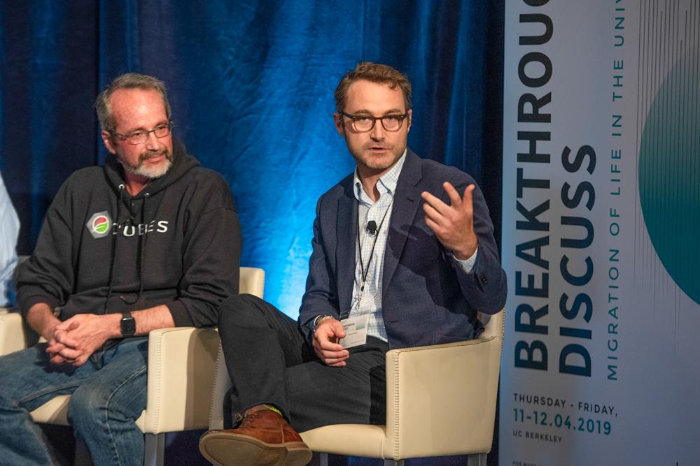 Breakthrough Discuss 2019
