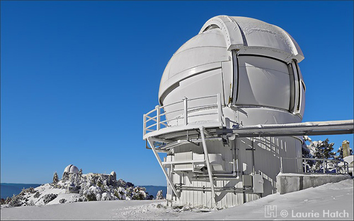 Automated Planet Finder Telescope at Lick Observatory